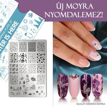 Moyra Nyomdalemez No. 57 Winter is here