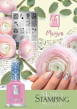 Moyra Stamping System poszter 2