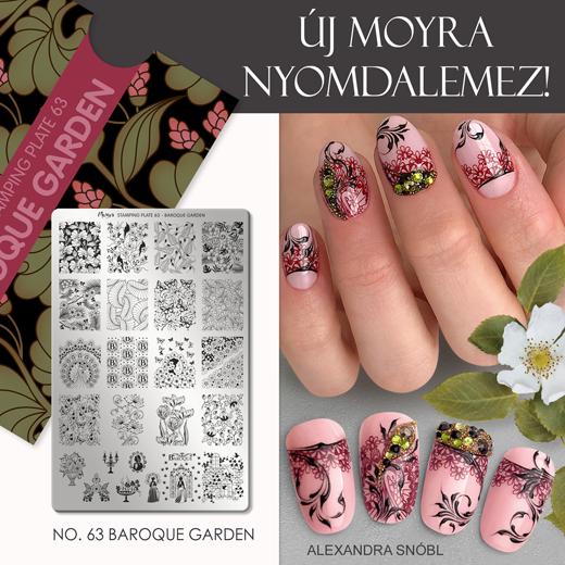 Baroque Garden Moyra Nyomdalemez!