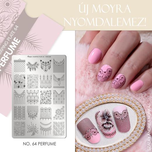Moyra Nyomdalemez No. 64 Perfume