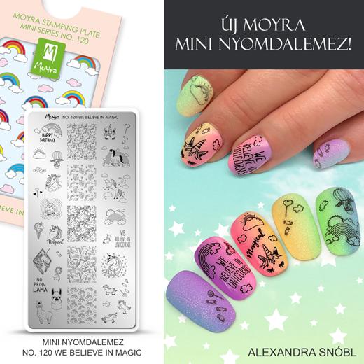 Új Moyra Mini nyomdalemez!