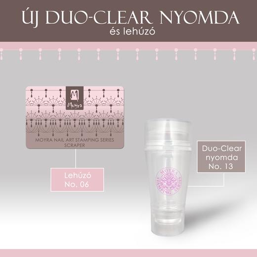 Új Duo-Clear Nyomda és Lehúzó!