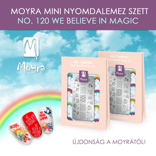 Új Moyra Mini Nyomdalemez Szett!