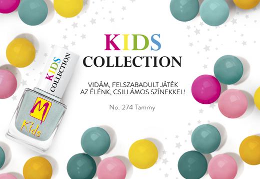 Új színnel bővült a Moyra Kids Kollekció!