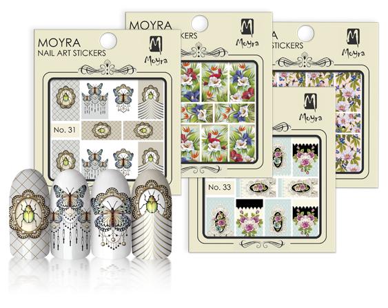 Új Moyra körömdíszítő matricák érkeztek!