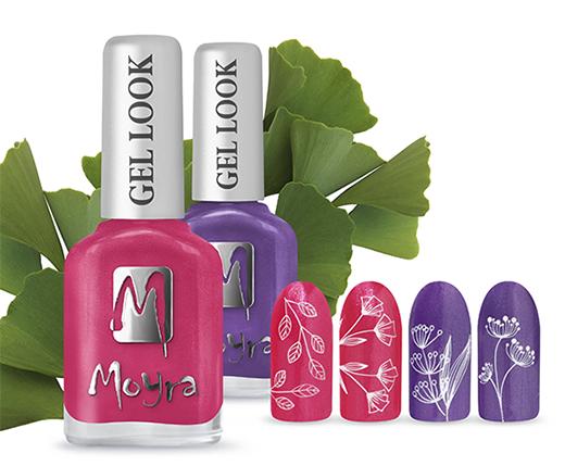 Élénk, nyári színekkel bővült a Moyra Gel Look kollekció!
