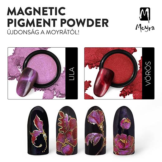 Moyra Mágneses pigmentporok