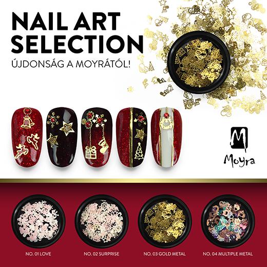 Újdonság: Moyra Nail Art Selection!