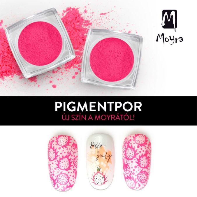 Újdonság! Moyra Pigmentpor No. 56